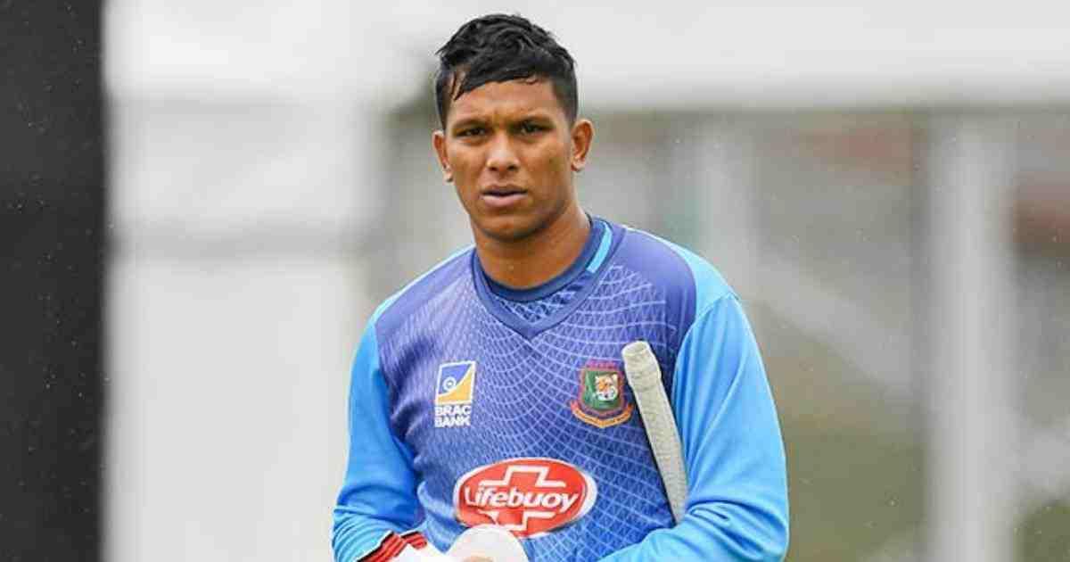 Saifuddin sidelined for one week