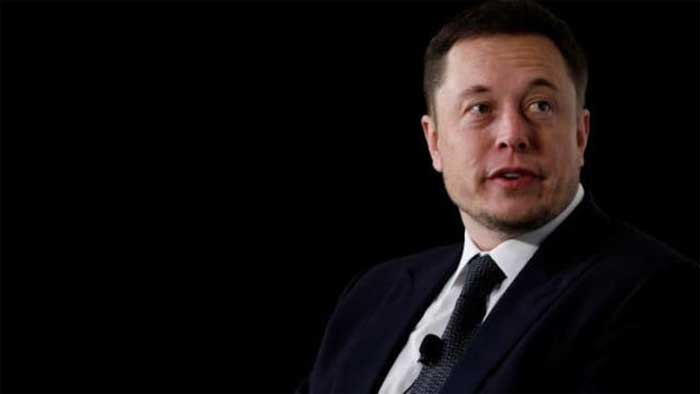 Tesla and SpaceX CEO Elon Musk is now the second-richest person in the world (Photo: Reuters)