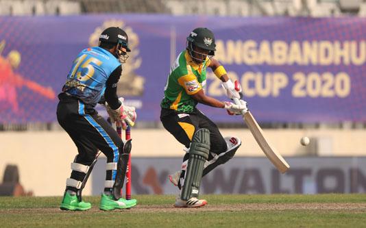 Mahedi inspires Rajshahi to make winning start