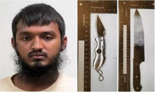 Plan to launch attacks in Bangladesh: Youth held in Singapore