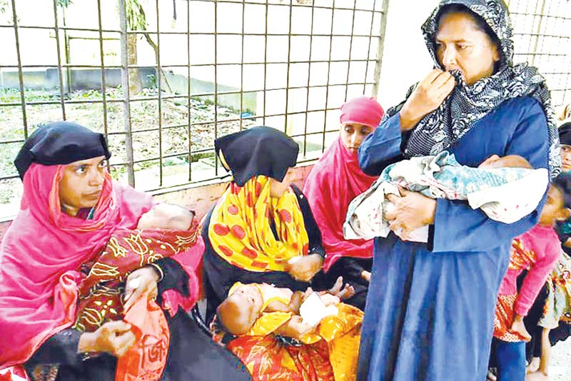 Child patients on rise at Lalmohan