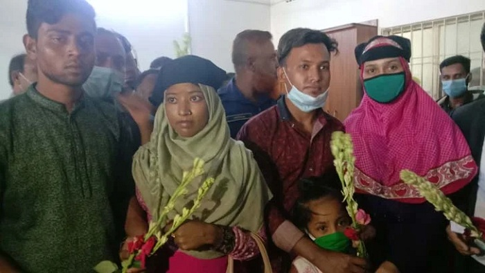 A rare judgement saves 50 families from breaking apart in Sunamganj