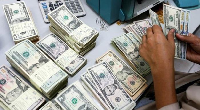 Forex reserves cross $41 billion again