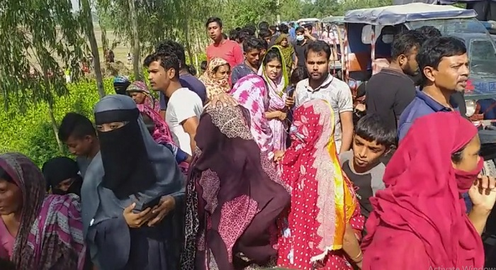 Four male, female bodies recovered in Munshiganj