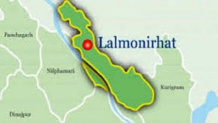 Mother-son crushed under bus in Lalmonirhat