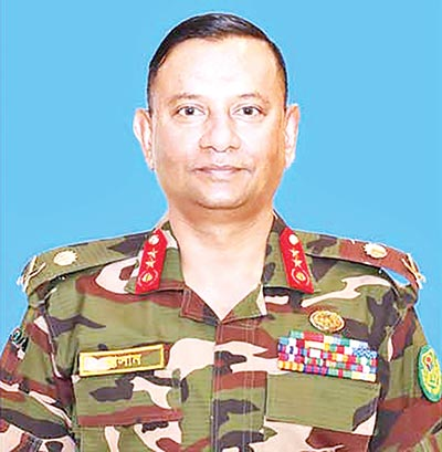 Gen Hasan made commandant of National Defence College