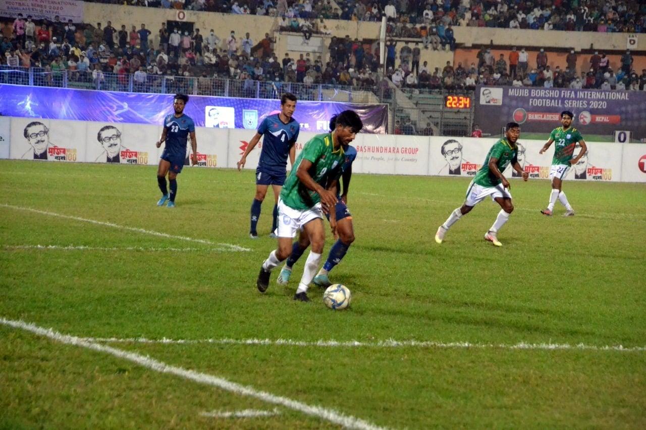 Bangladesh move up in FIFA ranking