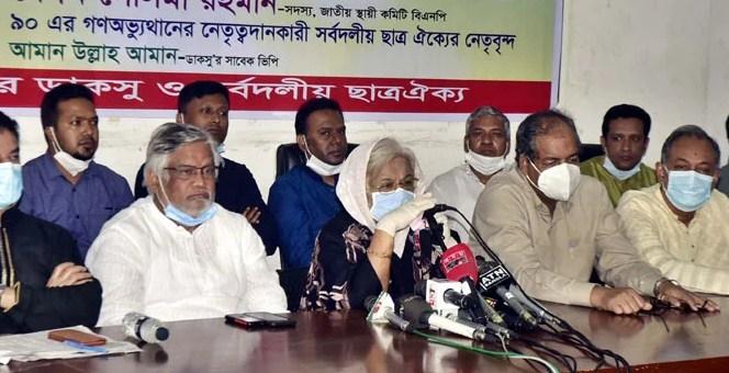 Misrule may invite famine-like situation in Bangladesh: BNP