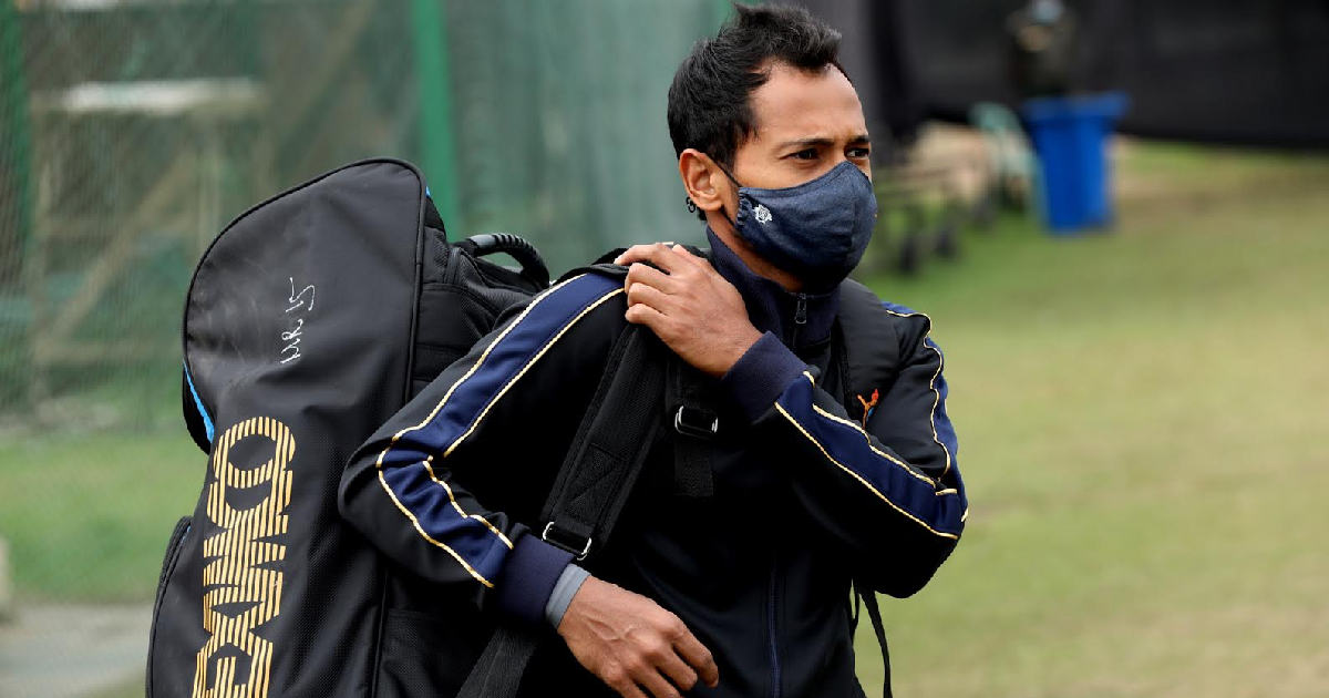 We'll make a strong comeback: Mushfiqur Rahim