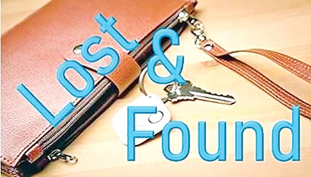 Lost and Found Shahreen