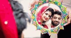 Actress Faria splits with husband Opu