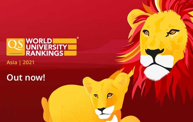 QS Asia ranking 2021: 11 Bangladeshi universities in the list