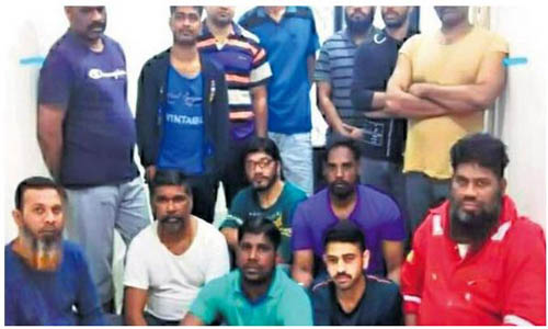 5 Bangladeshi sailors held hostage by Houthis