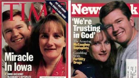 Magazine Publicity