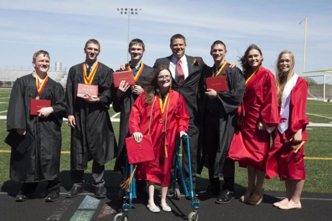 Graduating At Last