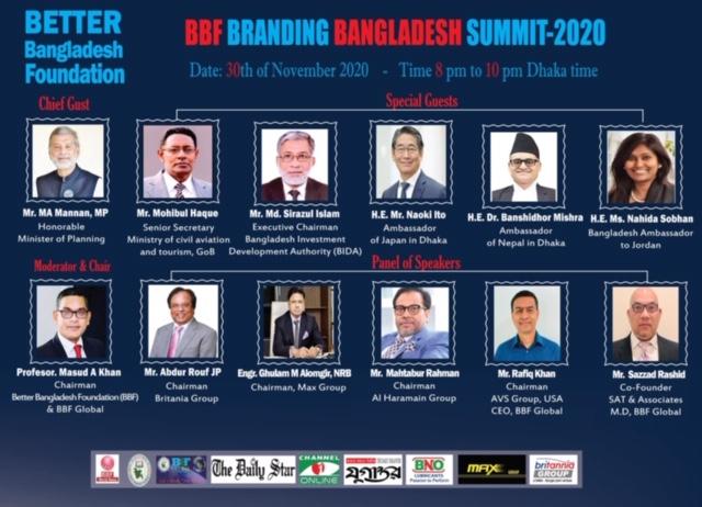 BBF Branding Bangladesh Summit 2020 held