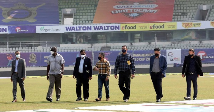 CWI happy with health safety protocol offered by BCB
