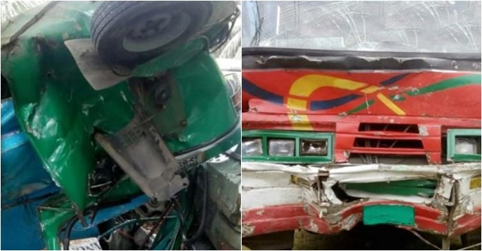 Six of a family among 7 killed in Manikganj road crash