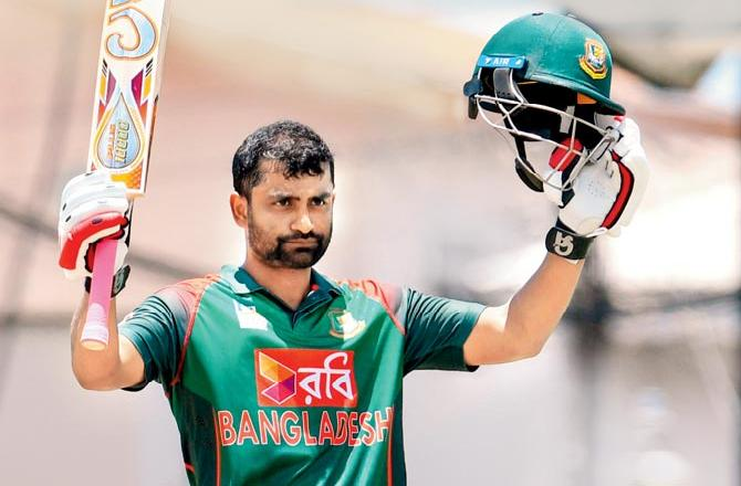 Disappointing that we can't play 'out of the box' cricket: Tamim