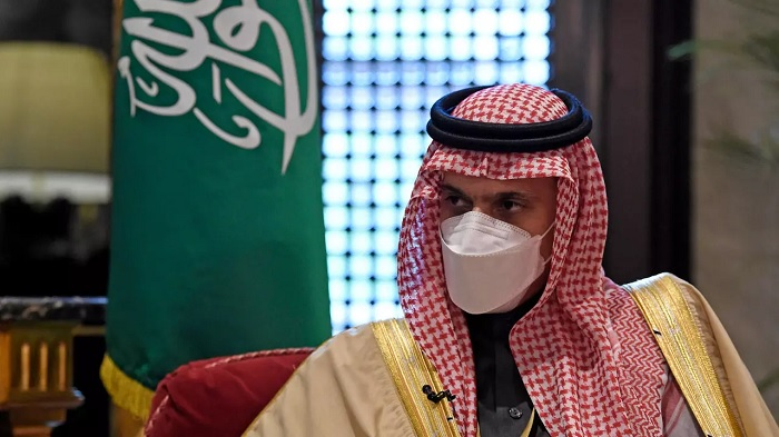 Saudi Foreign Minister Prince Faisal bin Farhan told AFP in an interview on the sidelines of a conference in Bahrain that the Gulf states should be 'fully' consulted if a nuclear agreement with Iran is revived Mazen Mahdi AFP