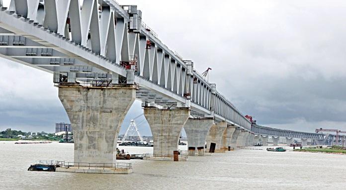 Padma Bridge: Last span to be installed today