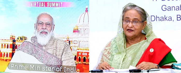 Hasina for further integrating Bangladesh-India economies