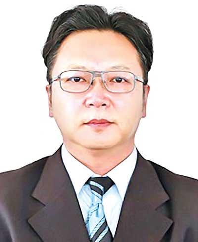 His Excellency Li Jiming