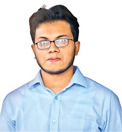 Tawhid Islam B. Pharm student at Department of Pharmacy, Bangabandhu Sheikh Mujibur Rahman Science and Technology University