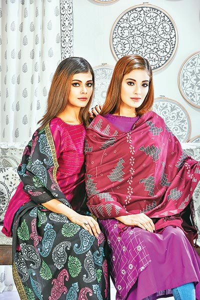 Anjan's winter collections