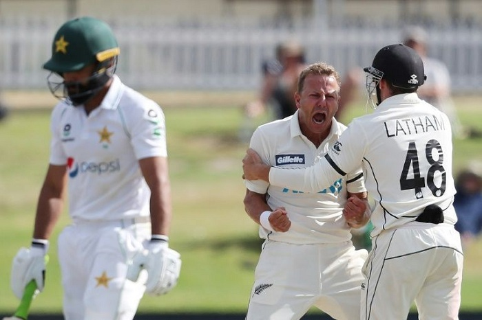 New Zealand 'inspiration' Wagner hailed for defying broken toes