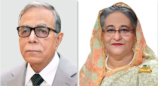 President, PM greet nation on New Year's Eve