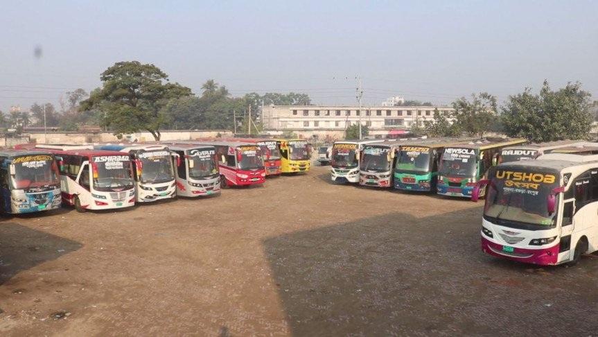 Pabna transport strike postponed till Monday