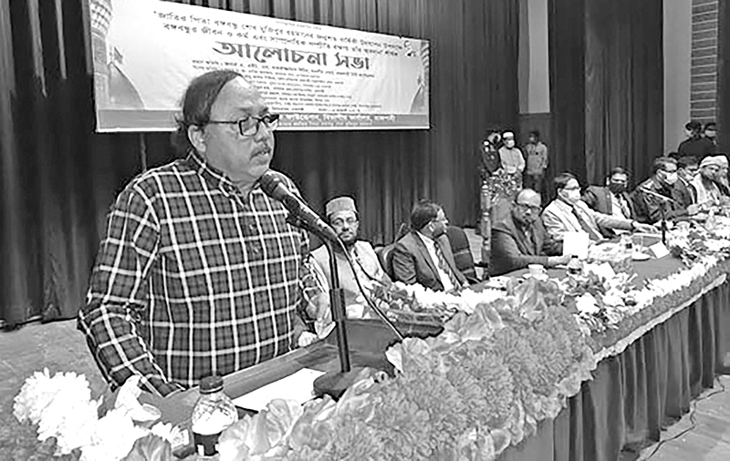 Bangabandhu sets bright instance of communal harmony in BD: RCC Mayor