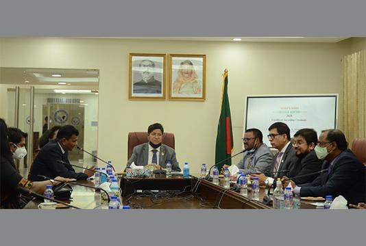 Dhaka emphasises on public diplomacy to uphold Bangladesh's image : Momen