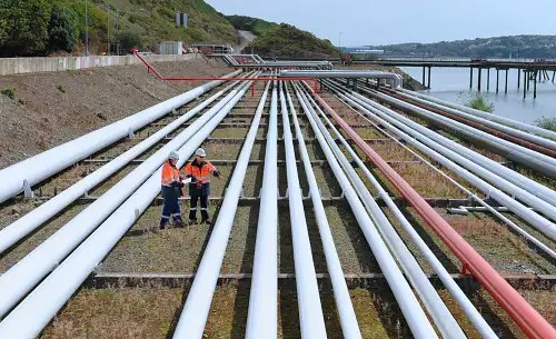 Germany approves resuming Russia gas pipeline work