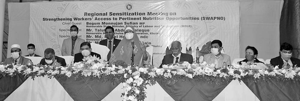 Addressing malnutrition among female workers a pressing need