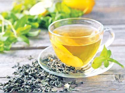 Benefits of green tea in winter