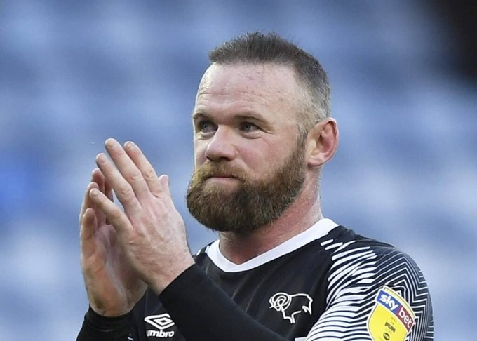 Rooney ends career to become Derby manager