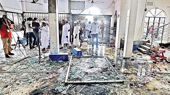 N'ganj mosque blast: 22 accused get bail after surrender