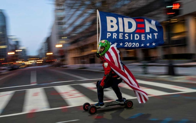 US prepares for inauguration of Biden as president