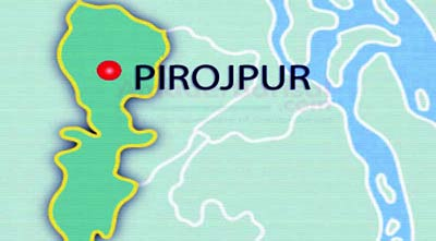 Driver killed as truck overturns in Pirojpur
