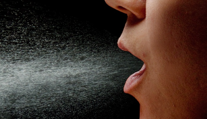 Speaking as dangerous as coughing: New COVID-19 study finds
