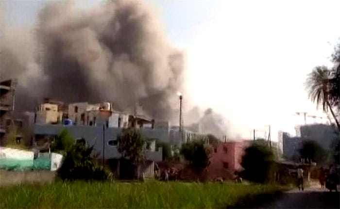 5 dead in fire at India's Covid vaccine facility