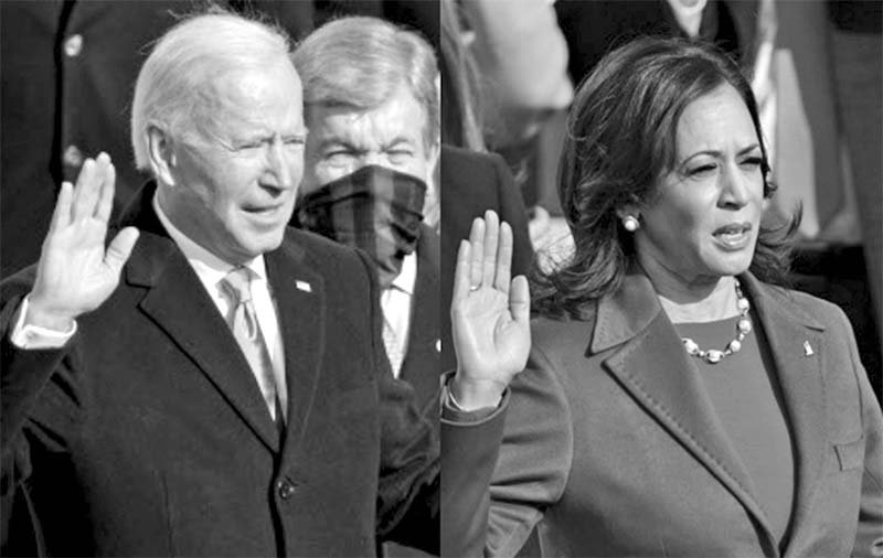Biden in, Trump out and a challenge ahead