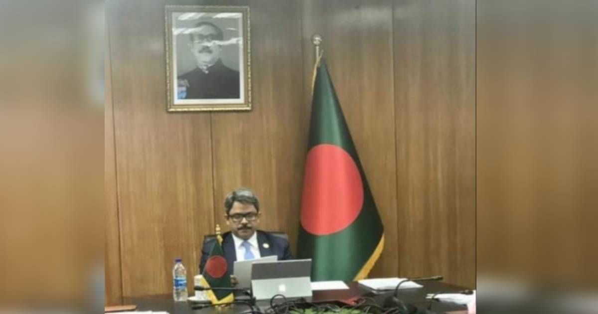 Effective, equally accessible vaccine to help world return to new normal: Dhaka