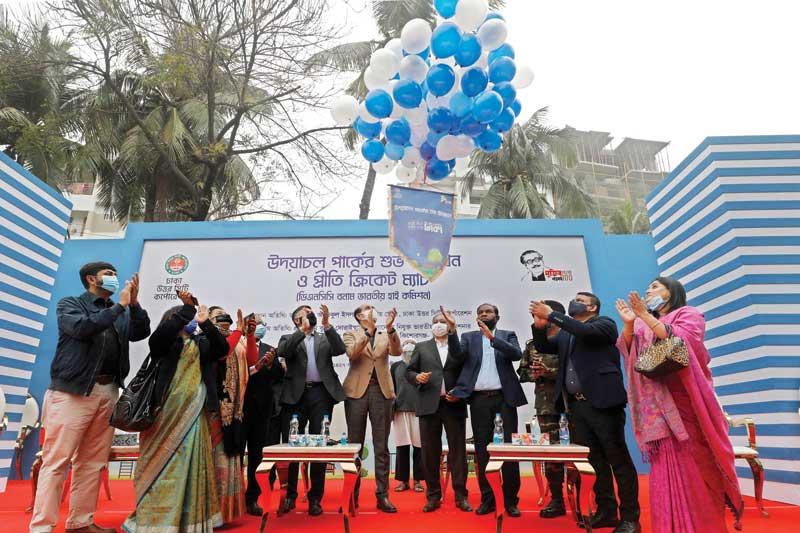 Dhaka North City Corporation (DNCC) Mayor Md. Atiqul Islam
