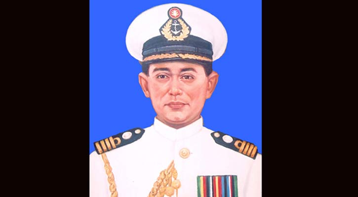 First Navy chief captain Nurul Haque dies