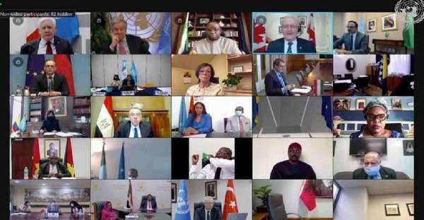 Bangladesh reaffirms commitment to UN peacekeeping, peacebuilding