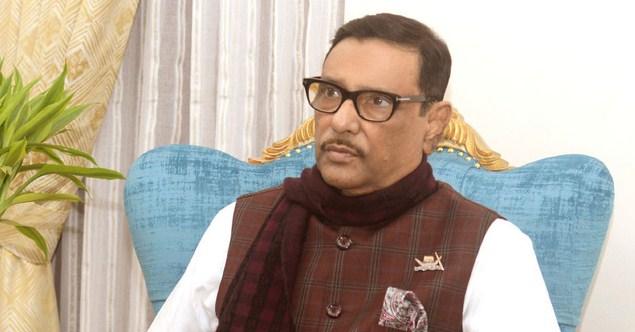 BNP leaders spreading falsehood over Ctg polls: Quader