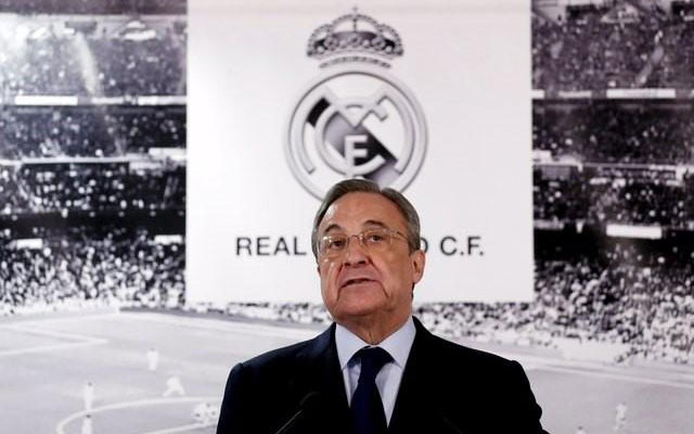 Real Madrid president Perez tests positive for COVID-19